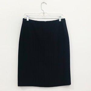 Hugo BOSS Black Size US 6 Women Straight Skirt